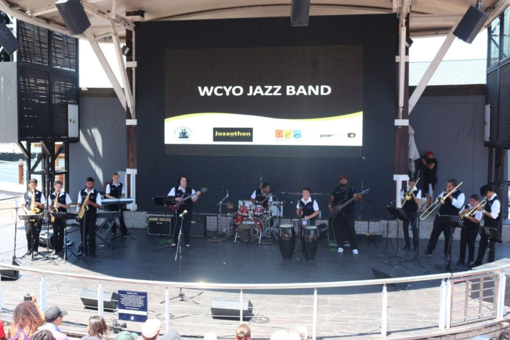 WCYO Jazz Band